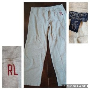 "Ralph Lauren Polo Jeans Sweatpants Men's 30"" M"